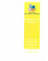 REGULAMENTO INTERNO CATL-CONCILIAÇÃO FAMILIAR