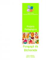 Projeto Pedagógico 2015_2016