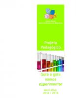 Projeto Pedagógico 2014_2015