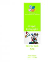 Projeto Pedagógico 2013_2014