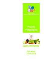 Projeto Pedagógico 2017_2018